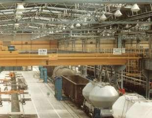 Transport kolejowy i drogowy
